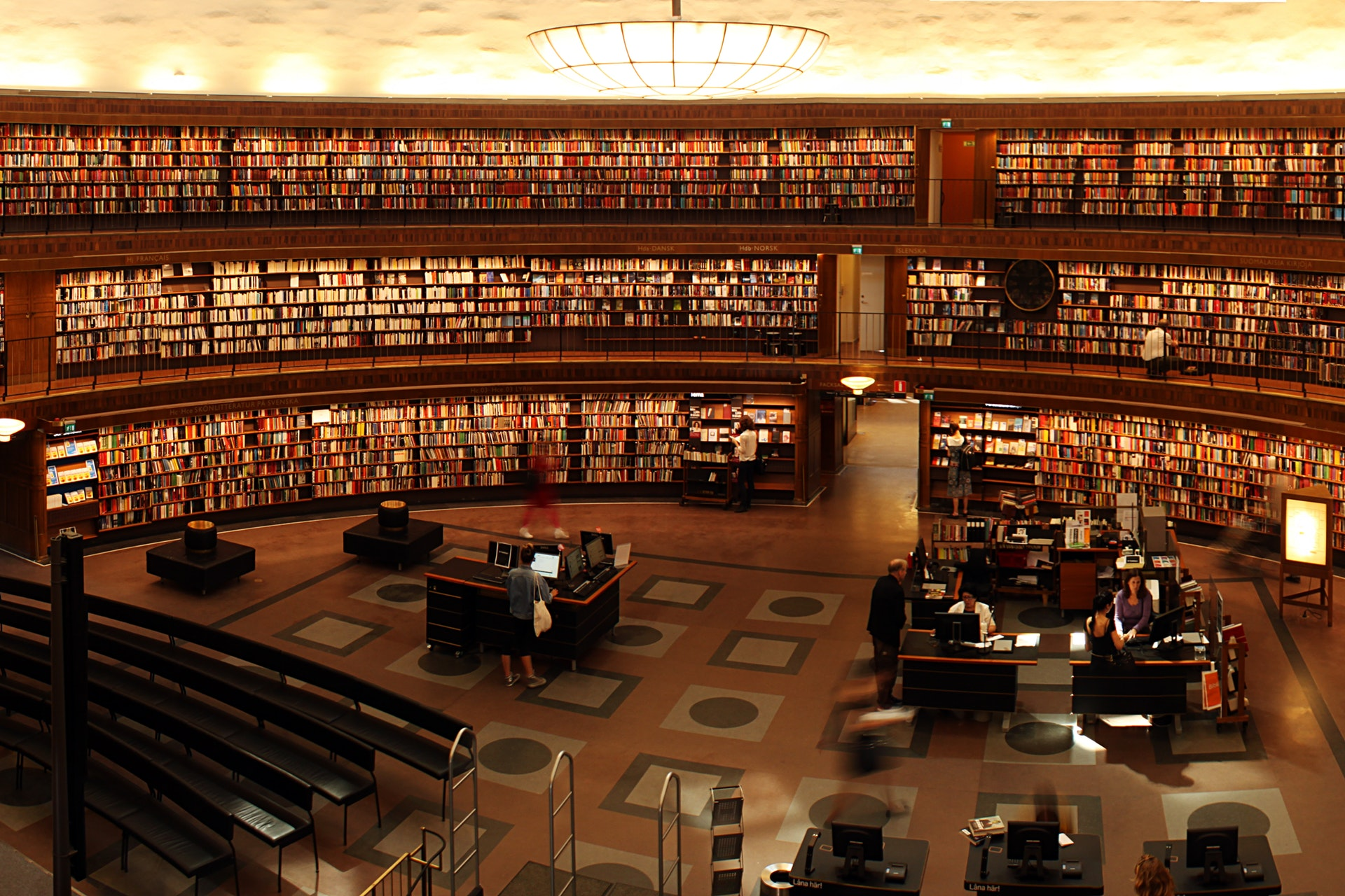 University Library Commonwealth Room